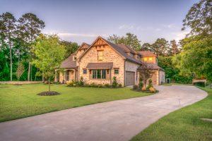 dom i ogród